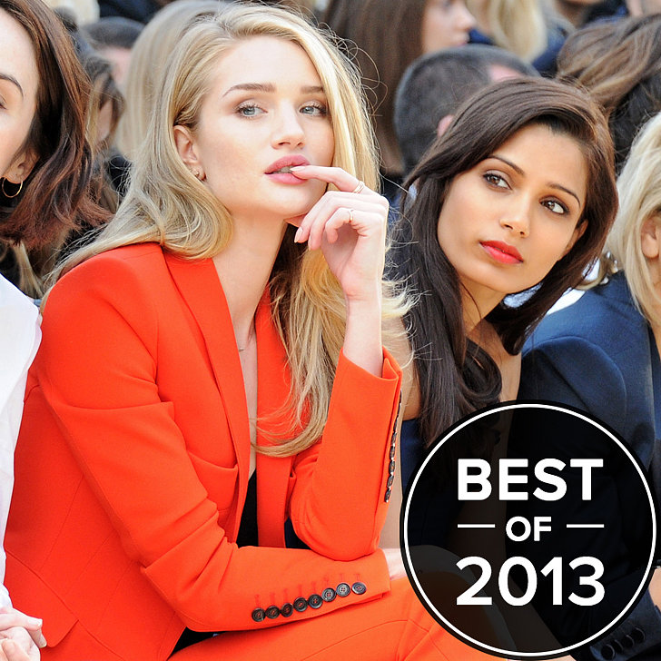 The Coolest Things That Happened in the Front Row This Year