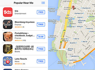 New York City Neighborhoods, According To Their Most Popular Apps