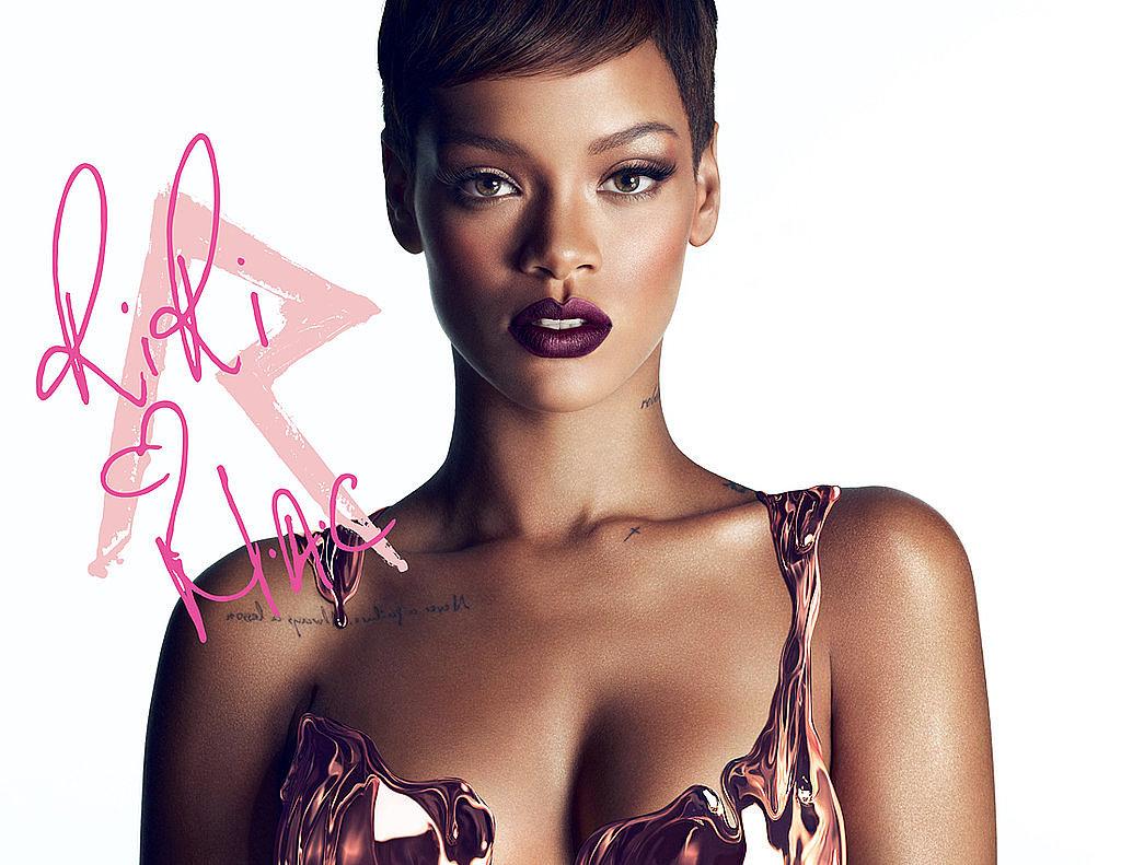 Rihanna + MAC Cosmetics