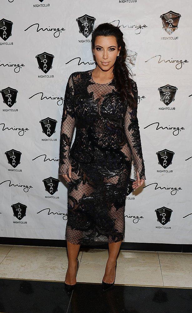 Kim Kardashian's Year in Style