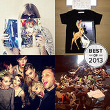 """Like"" Is an Understatement: 2013's Best Fashion Instagrams"