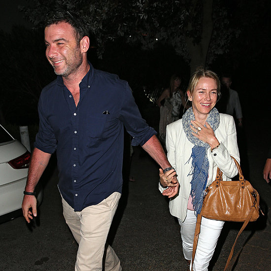 Naomi Watts and Hugh Jackman Double Date at Catalina