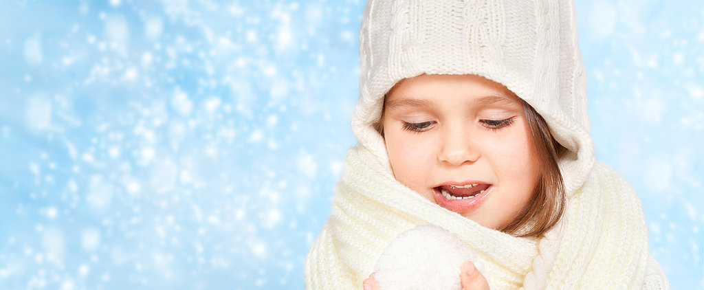 The Best Ways to Protect Your Kids' Skin This Winter