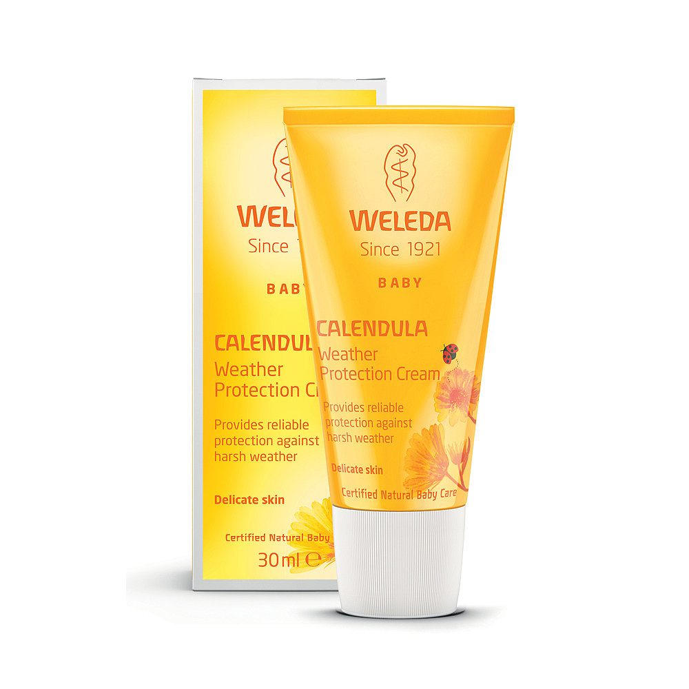 Calendula Weather Protection Face Cream