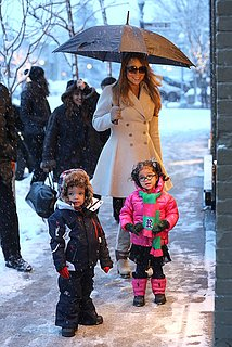 Mariah Carey & Her Colorado Cuties