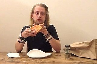Macaulay Culkin Eating Pizza As An Adult Will Destroy Your Childhood