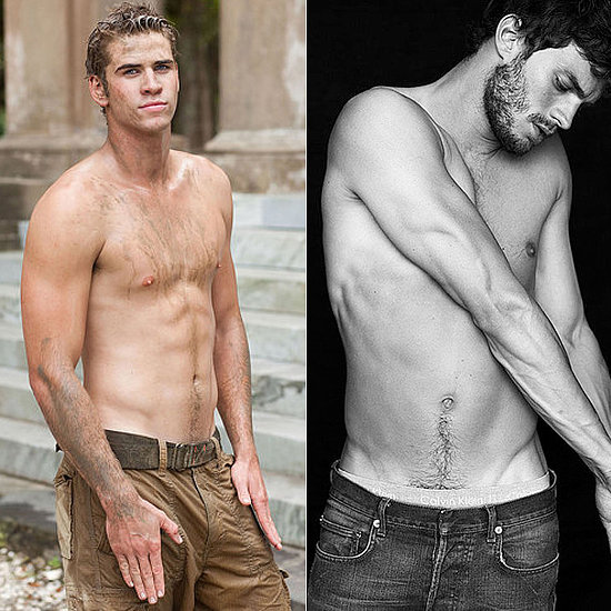 The Fittest & Sexiest Guys In Entertainment: Liam Hemsworth