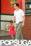No Shoes, No Problem For Matthew McConaughey