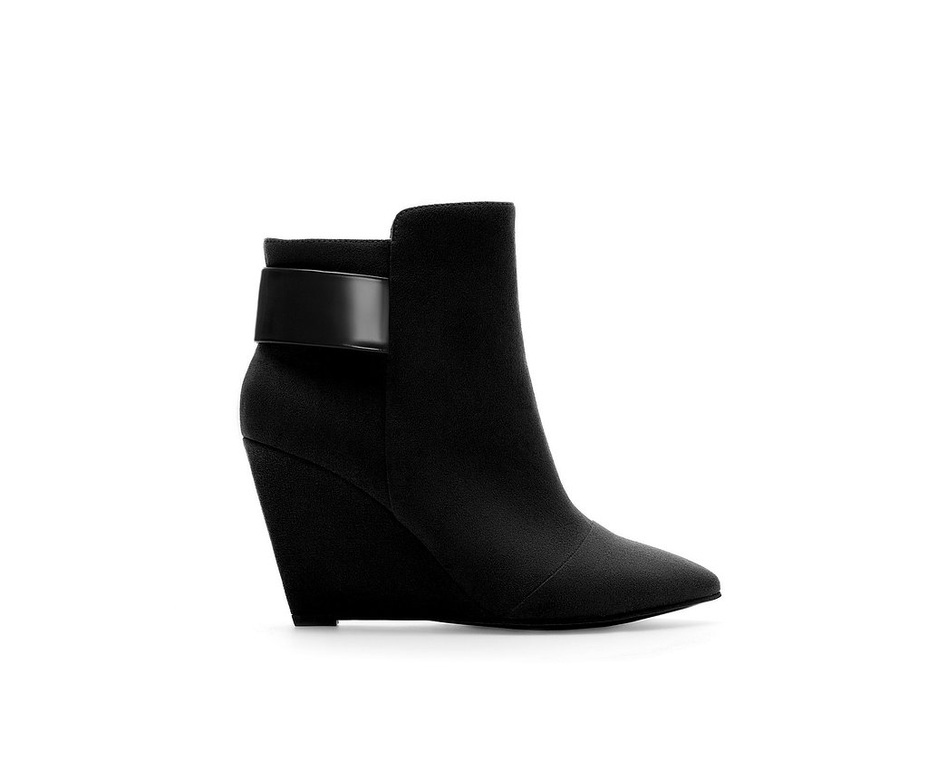 Zara Wedge Ankle Boot ($50, originally $60)