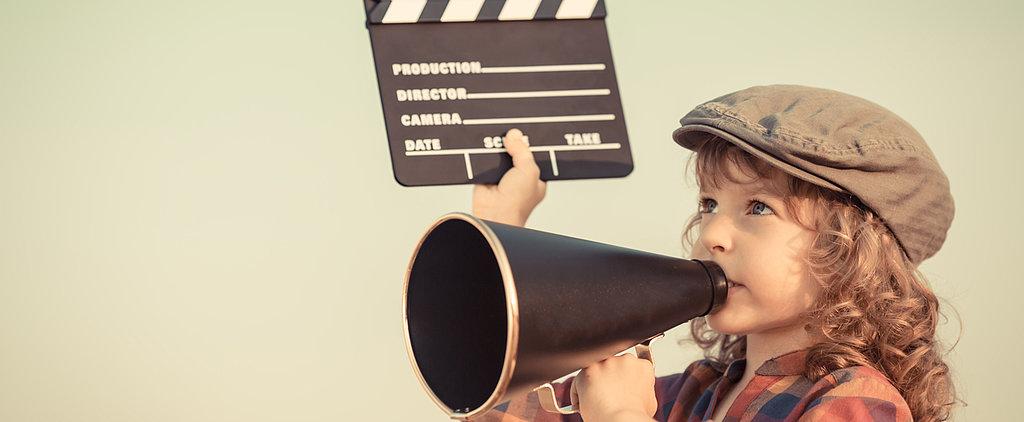 Lights, Camera, Baby! Family Re-Creates Famous Movie Scenes