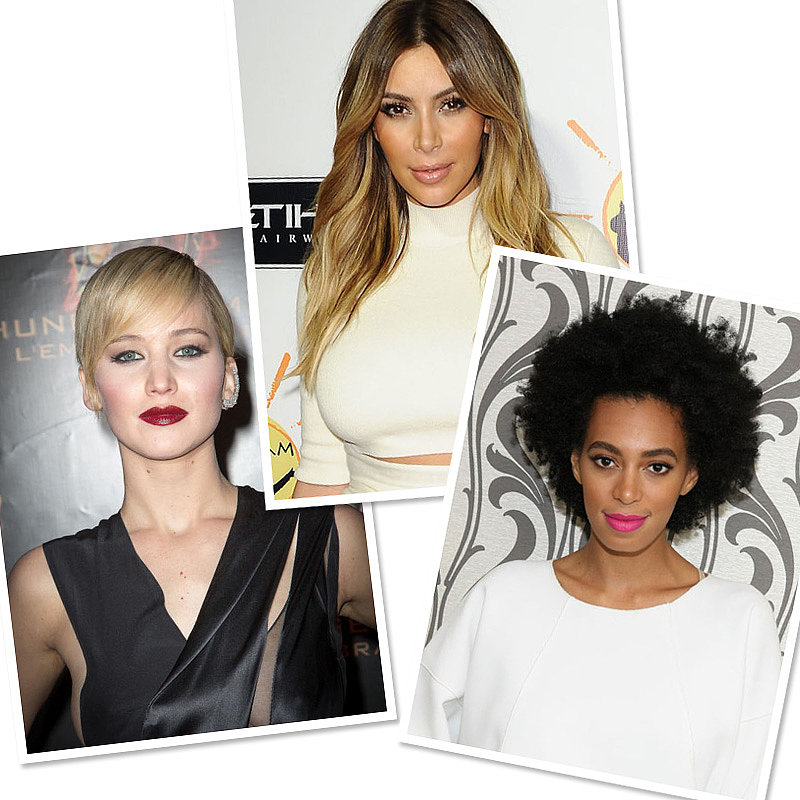And the Winner of 2013's Best Celebrity Hair Change Is . . .