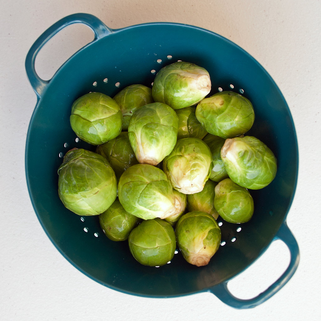 The Winter Food: Brussels Sprouts