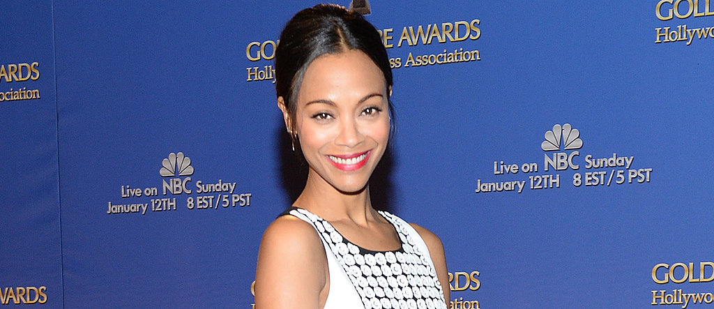 Why You Want Zoe Saldana as Your New Best Friend