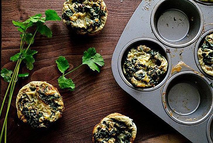 Breakfast: Gluten-Free Egg Muffins