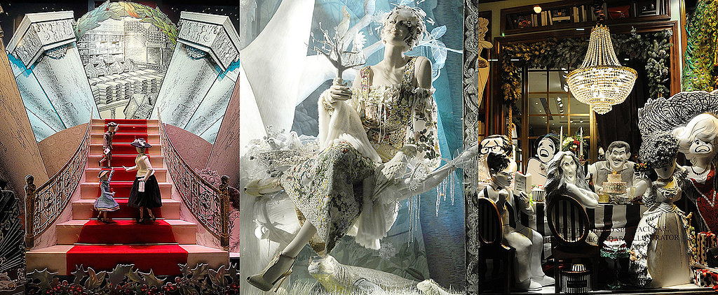 Deck the Halls With the Best Holiday Window Displays