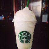 Vanilla Bean Frappuccino