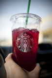 Raspberry Passion Tea Lemonade