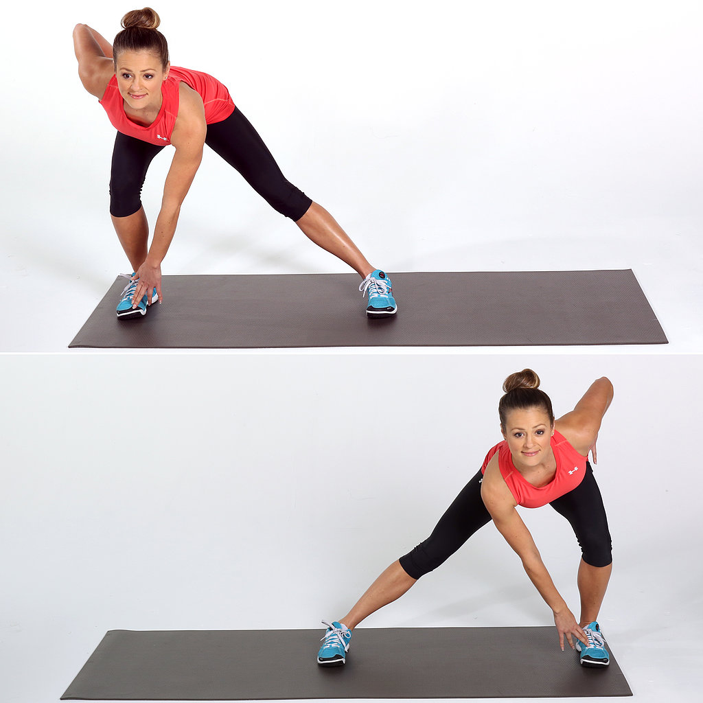 Alternating Side Lunge