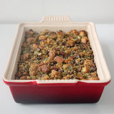 Roasted Chestnut Cornbread Stuffing