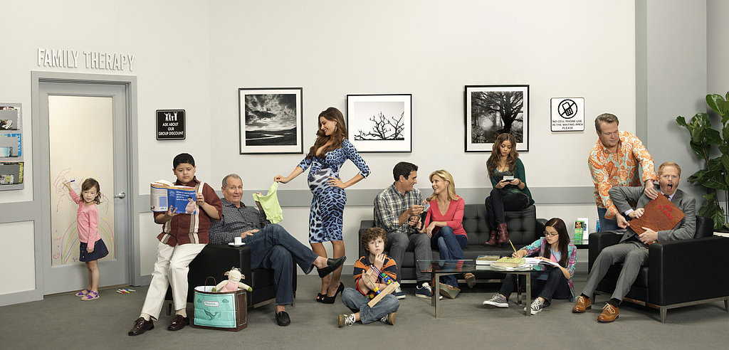 Best TV Family: The Dunphys/Tucker-Pritchetts/Delgado-Pritchetts (Modern Family)