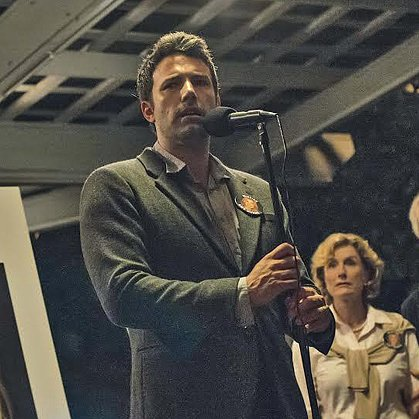 First Picture Of Ben Affleck As Nick In Gone Girl