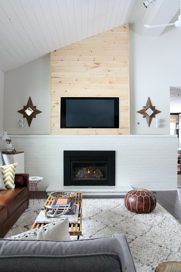 The Best Living Room DIY