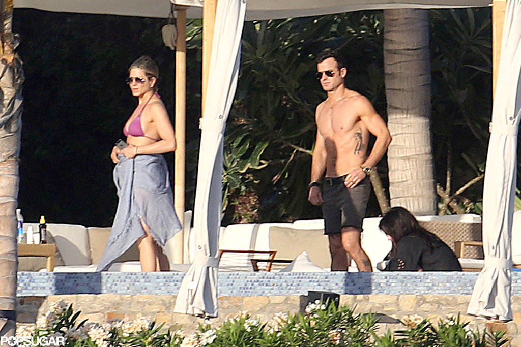 Jennifer and Justin made 2013 even hotter with their swimsuit bodies.