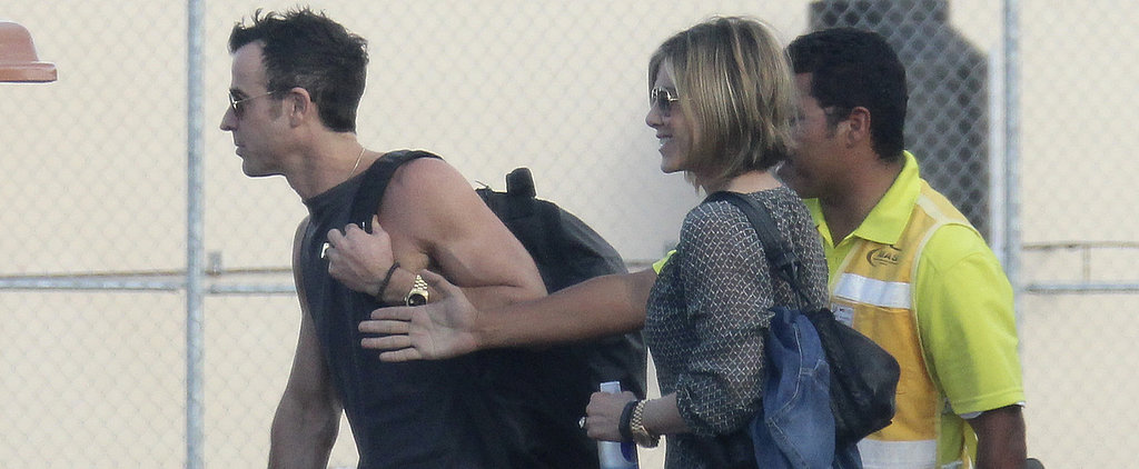 Jennifer and Justin Wrap Up 2013 With a Mexican Getaway