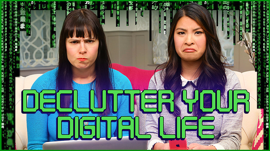 Declutter Your Digital Life in the New Year