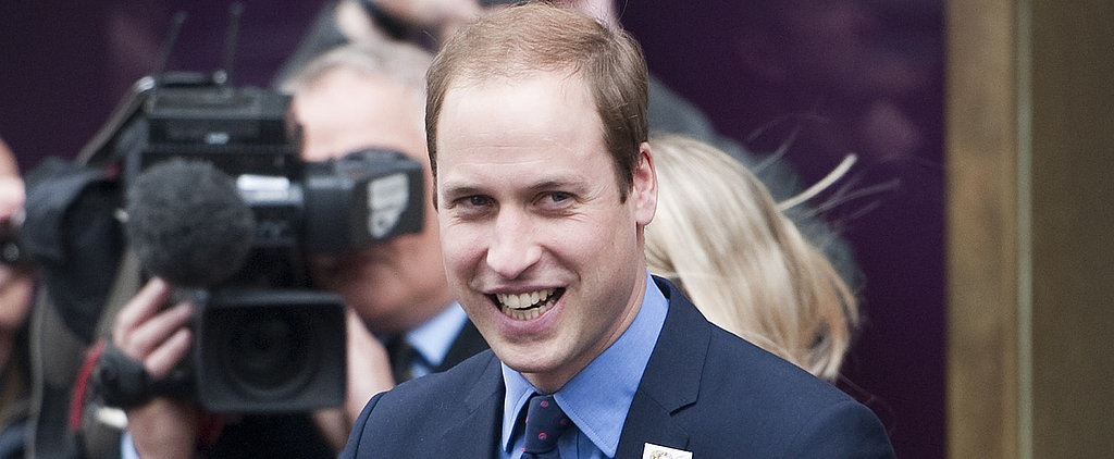 Prince William Is Heading Back to School!