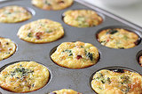 Turkey Sausage Muffins