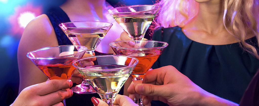 Happy New Year! Calories in Popular Cocktails and Bar Food