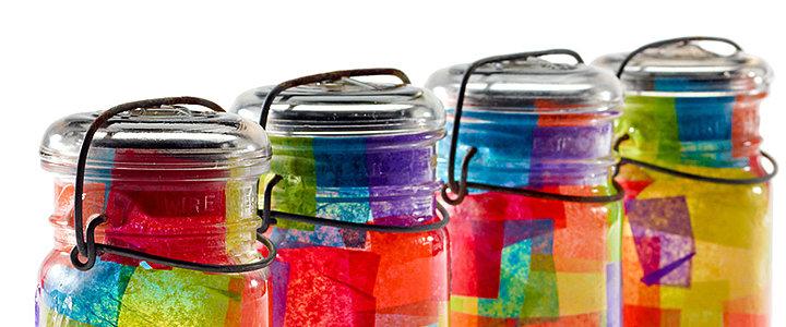 5 Ways to Get Crafty With Mason Jars