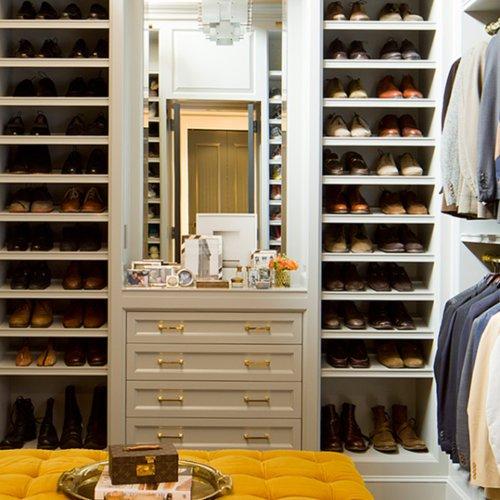 Closet Organizing Tips
