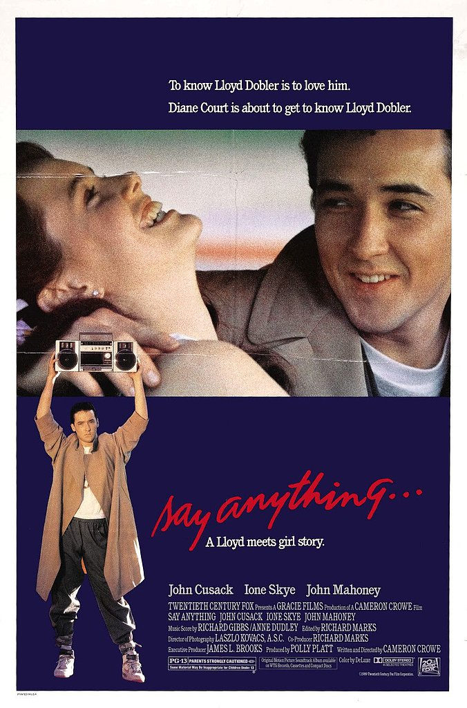Say Anything . . .