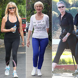 The Secrets to How Hollywood's Royalty Stays in Shape