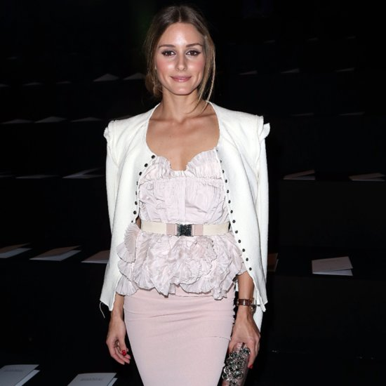 Has Olivia Palermo Been Hinting at Her Wedding Dress Style?