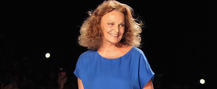 Happy (Belated) Birthday, Diane von Furstenberg!