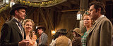 Charlize, NPH, and Amanda Sport Western Looks For Seth MacFarlane