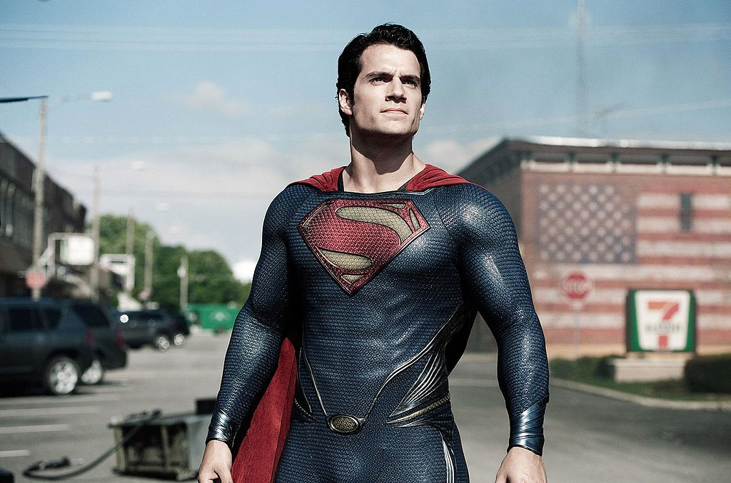 4. Man of Steel