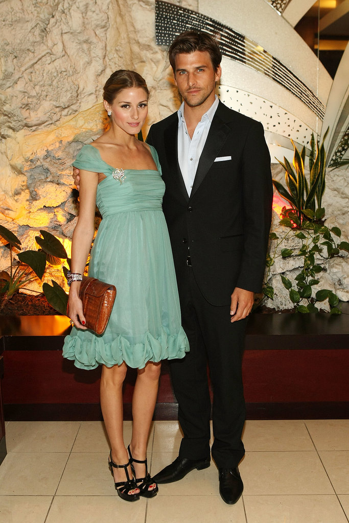 While in Cannes in 2009, the couple arrived for the Dolce & Gabbana bash in classically elegant looks.