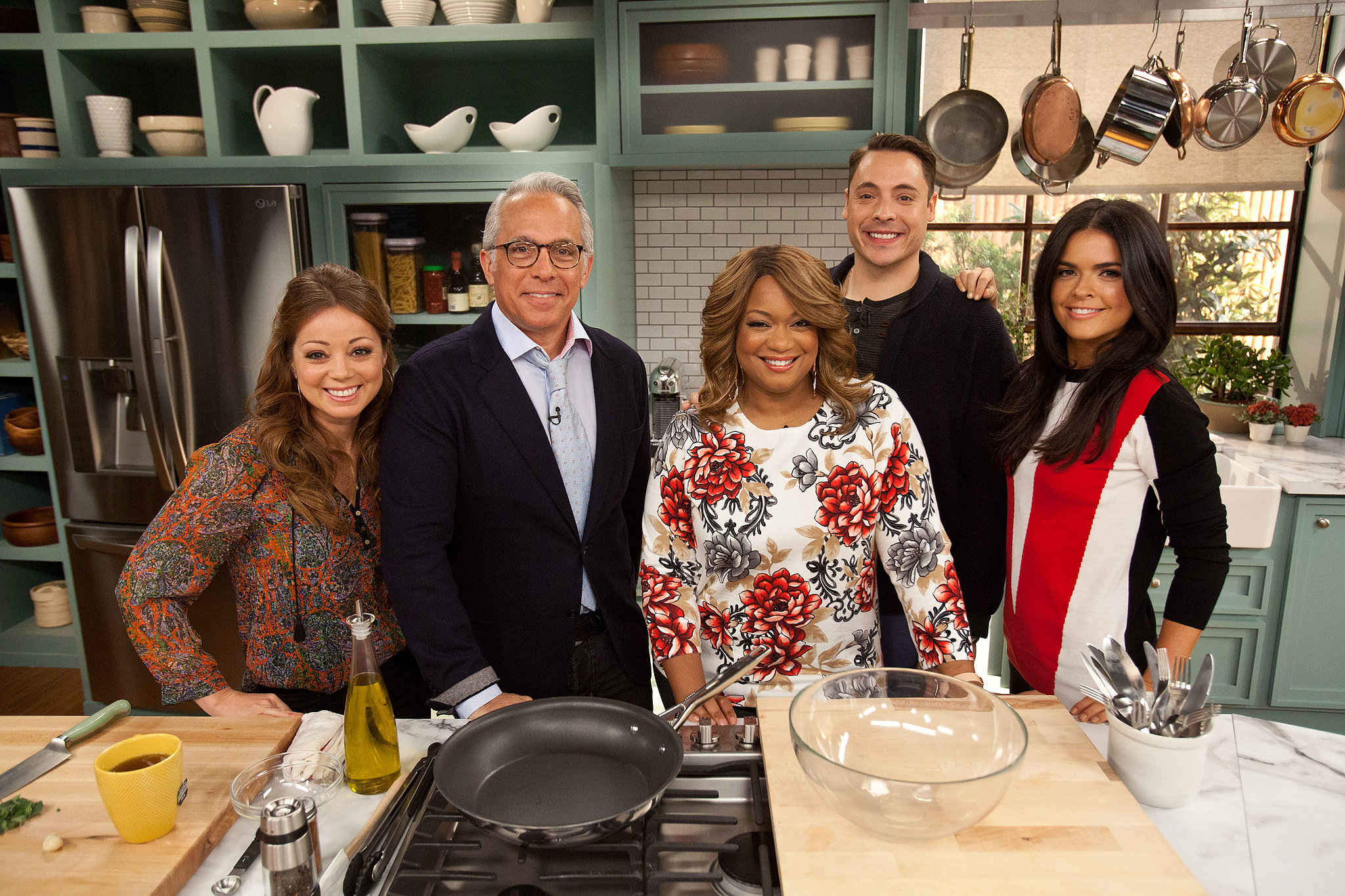 Food network 39 s the kitchen 8 can 39 t miss food picks this month popsugar food - Show picture of kitchen ...