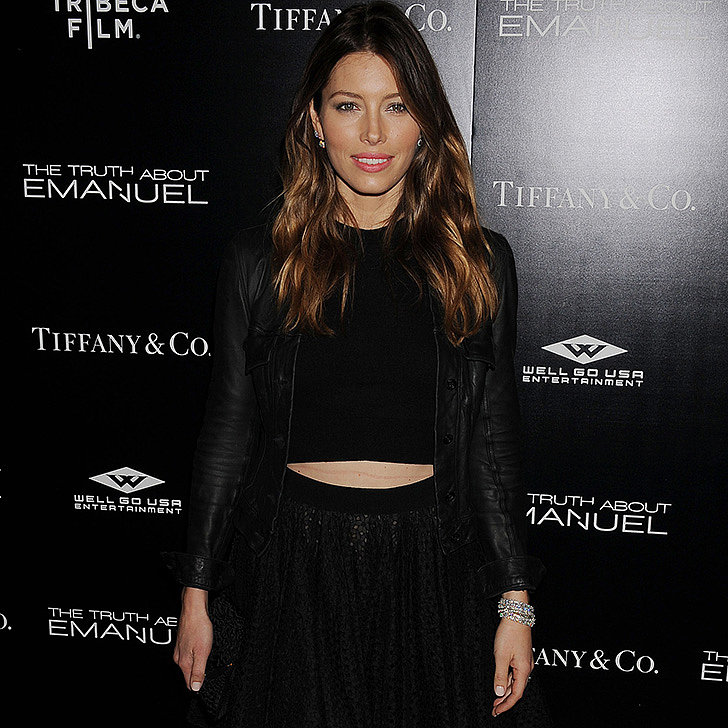 Jessica Biel's Pictures of Shoes on Instagram | POPSUGAR ... Jessica Biel Instagram