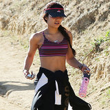 Postholiday Workouts Begin For These Celebs . . .