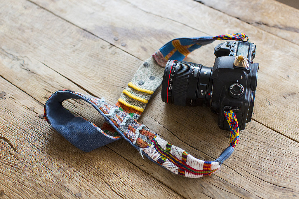 Colorful Camera Strap