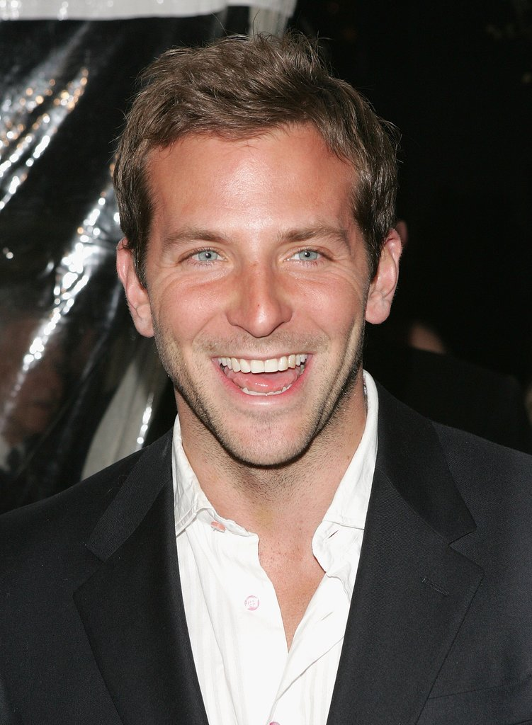 Bradley was all smiles at the NYC premiere of Failure to Launch back in March 2006.