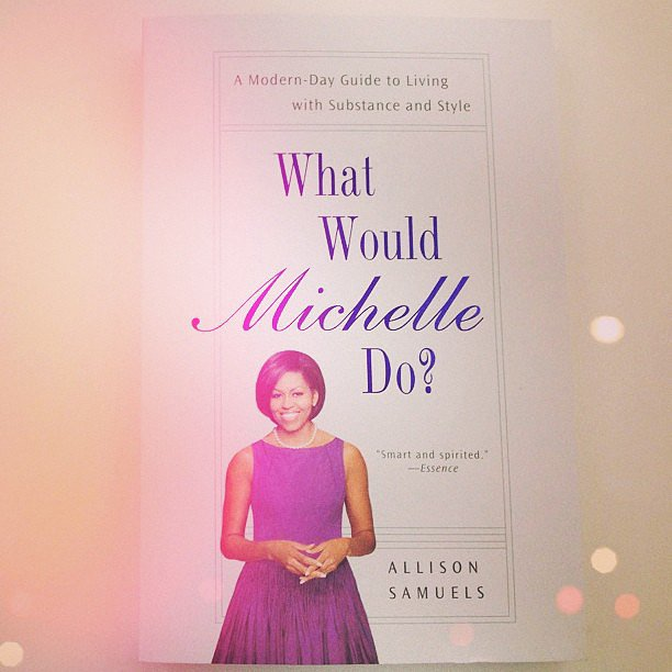 Can't wait to dive into What Would Michelle Do?