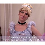 Words of advice from Kristen Wiig.