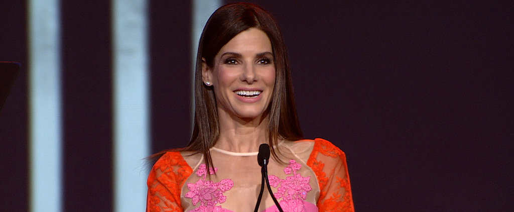 Here's What Happened When Sandra Bullock Googled Herself