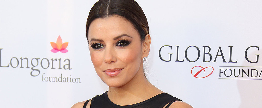 Eva Longoria's Signature Look Is Insanely Easy to Copy